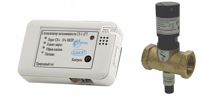 При монтаже газгольдера и газового котла – газоанализатор в подарок