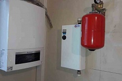 При комплексном монтаже ( отопление водоснабжение канализация) скидка 10 %